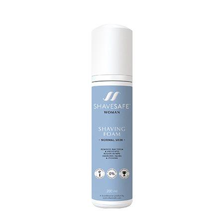 Shaving foam normal skin Woman ShaveSafe