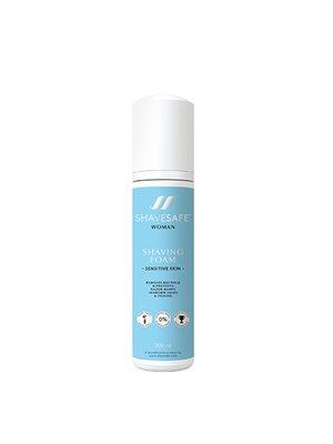 Shaving foam sensitive skin Woman