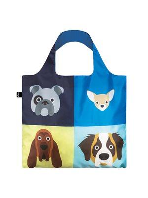Shopper Loqi - Dogs Øko-Tex Certificeret