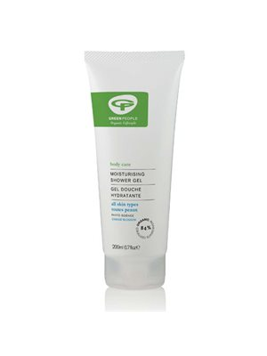 Shower bath moisturising