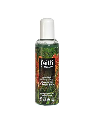 Shower gel Aloe Vera -  Faith in Nature