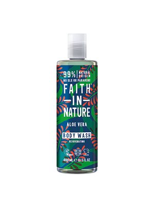 Showergel aloe vera Faith  in nature