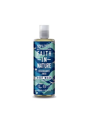 Showergel Fragrance Free Faith in nature