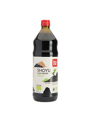 Shoyu mild Bio Lima Ø