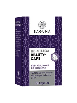 Silica Beauty Caps