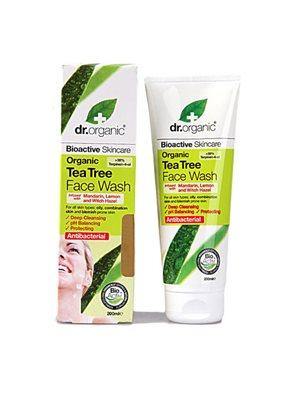 Skin lotion Tea Tree  Dr.Organic