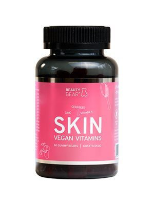 SKIN vitamins BeautyBear