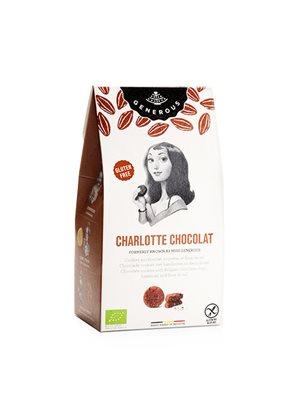 Småkage Charlotte Chocolat Ø