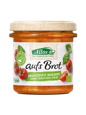 Smørepålæg Auf´s Brot Cherry Ø tomat-Basilikum