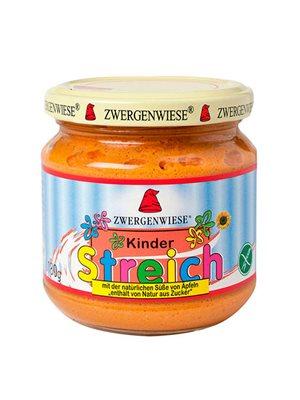 Smørepålæg børne-tomat  streich Ø Zwergenwiese