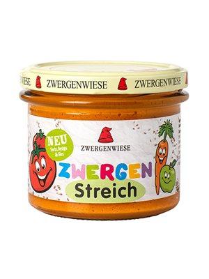 Smørepålæg kinder Streich Ø m. tomat