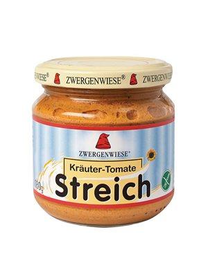 Smørepålæg krydderi og tomat Ø streich