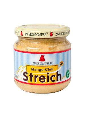 Smørepålæg mango, chili streich Ø Zwergenwiese