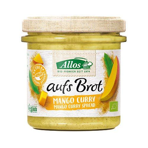 Allos Smørepålæg Aufs Brot Mango Karry Ø
