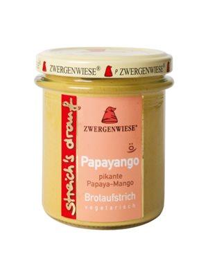 Smørepålæg Ø papaya, mango  streich Zwergenwiese