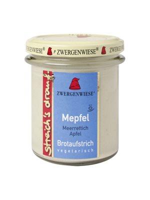 Smørepålæg Ø peberrod, æble  streich Zwergenwiese