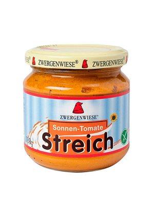 Smørepålæg Ø rucola, tomat  streich Zwergenwiese