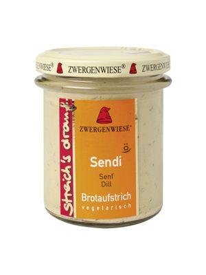 Smørepålæg Ø sennep, dild  streich Zwergenwiese