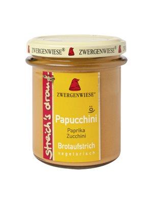 Smørepålæg paprika, squash  streich Ø Zwergenwiese
