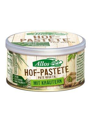Smørepålæg Urter Ø Allos