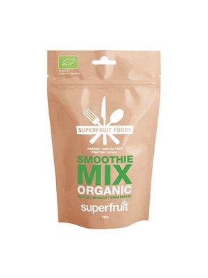 Smoothie mix pulver spinat Ø brændenælde og hvedegræs