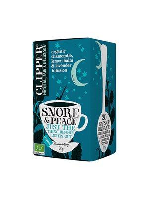 Snore and Peace te Ø Clipper