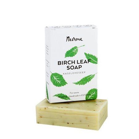 Soap Bar Birch Leaf