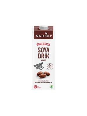 Sojadrik kakao Naturli Ø