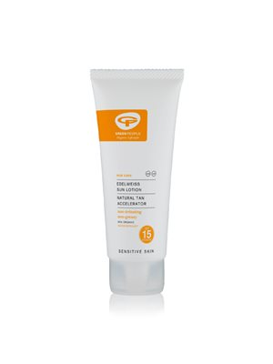 Sol lotion SPF 15 accelerator