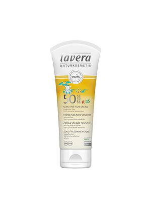 Solcreme Kids SPF 50 Sensitive