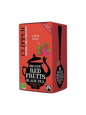 Sort te m. Røde bær Ø Clipper