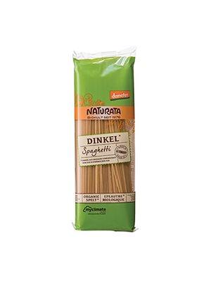 Speltspaghetti hvid Ø Naturata