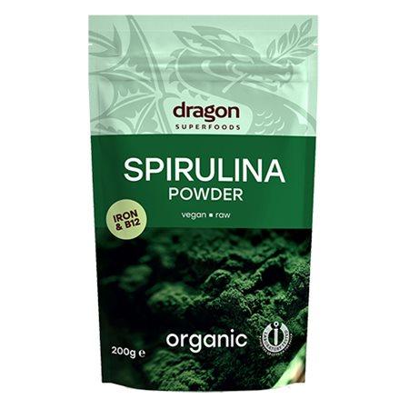 Spirulina pulver Ø - Dragon Foods