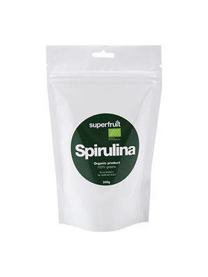 Spirulina pulver Ø Superfruit
