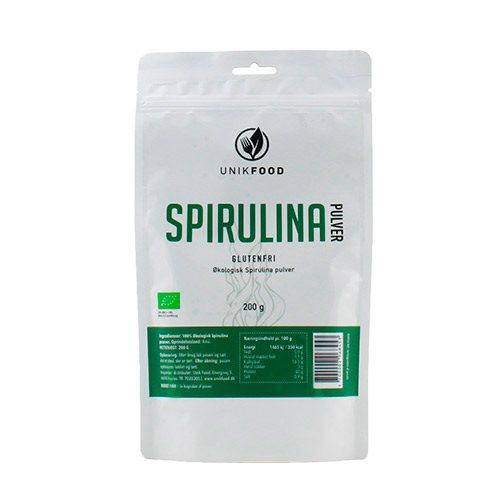 Unikfood Spirulina Pulver Ø