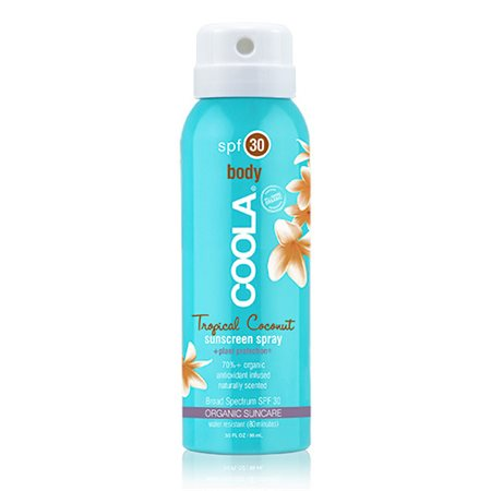 Sport Cont. Spray SPF30   Tropical Coconut - rejsestr.
