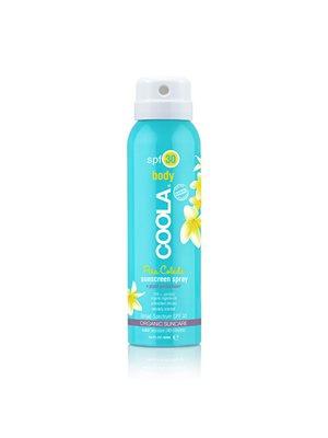 Sport Continious Spray SPF30 Pina Colada Rejsestørrelse - Coola