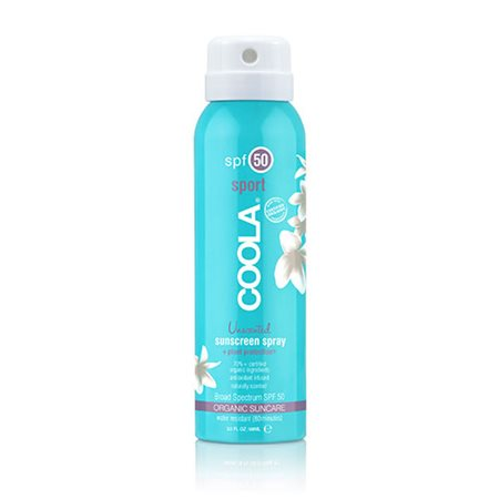 Sport Continious Spray SPF50 Unscented Rejsestørrelse - Coola
