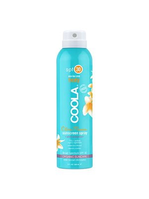 Sport Continuous spray SPF 30 Citrus mimosa Coola