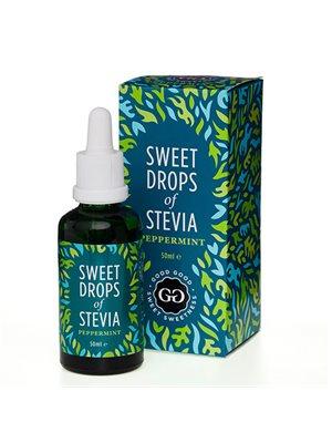 Stevia Dråber pebermynte Sweet Drops of Stevia