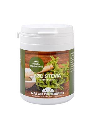 Stevia sød pulver grøn Til kosmetisk brug