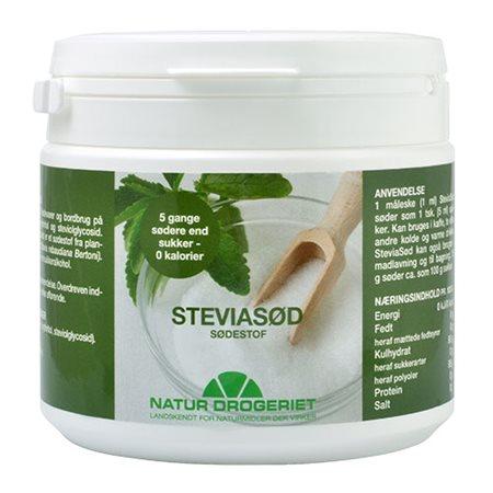 Stevia sød