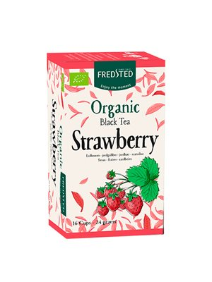 Strawberry Tea Ø