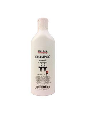 Struds shampoo æble tørt  hår Ostrich Oil