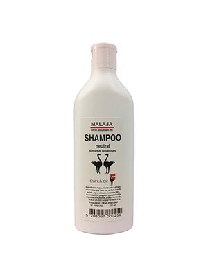 Struds shampoo normal  neutral Ostrich Oil