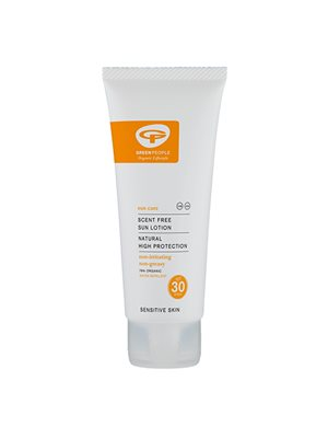 Sun lotion SPF 30 neutral travel size
