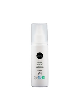 Sun oil SPF 30 No. 94 Pure