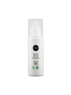 Sun oil SPF 30 No. 95 Vanilla Pure