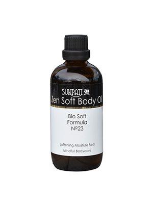 Sunpati zen soft body oil