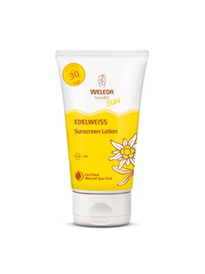 Sunscreen lotion SPF 30 Edelweiss